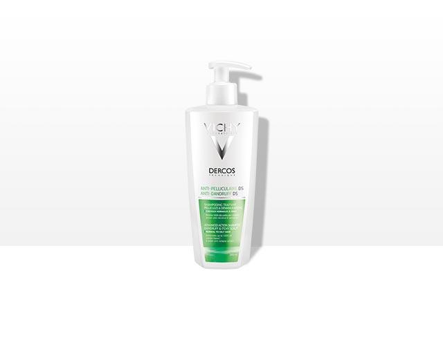 SHAMPOO ANTI-CASPA para cabellos grasos