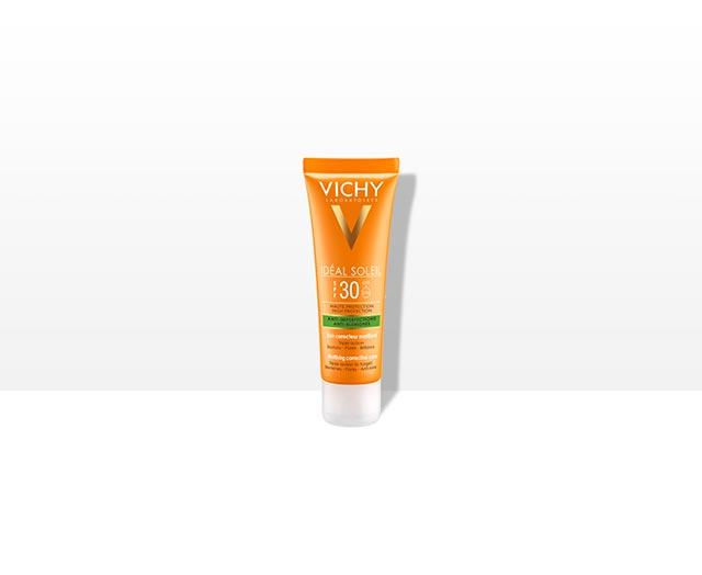 Protector Solar anti-imperfecciones SPF30