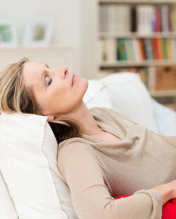 ¿Cómo lograr un buen descanso durante la menopausia?