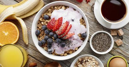 ¡Que tu desayuno, sea energético!
