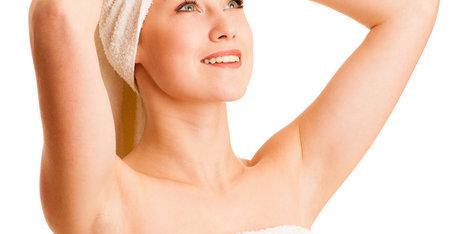 Todos los cuidados que necesitan tus axilas antes, durante y después de la depilación