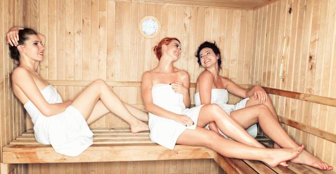 Verdadero o falso: ¿son buenas las saunas para la piel?