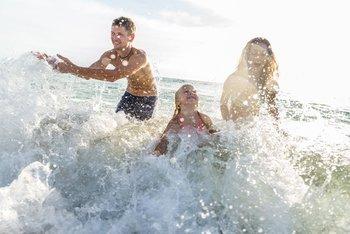 Protege tu piel en la playa