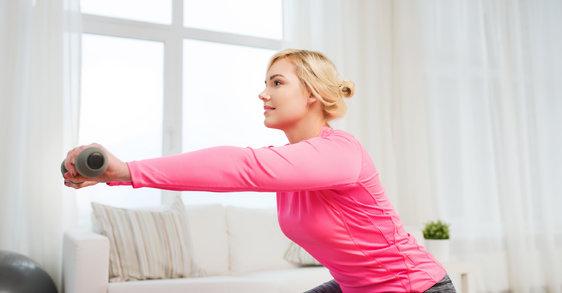 5 ejercicios para hacer una rutina completa en casa