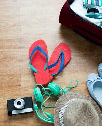 Tips para armar el bolso de viaje