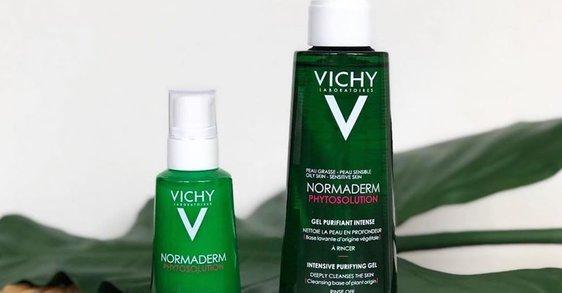 Vichy Normaderm Phytosolution: la solución para piel grasa con tendencia acneica